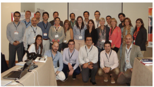 Chile: Conferencias en MSPA (2014)